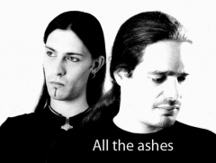 all the ashes